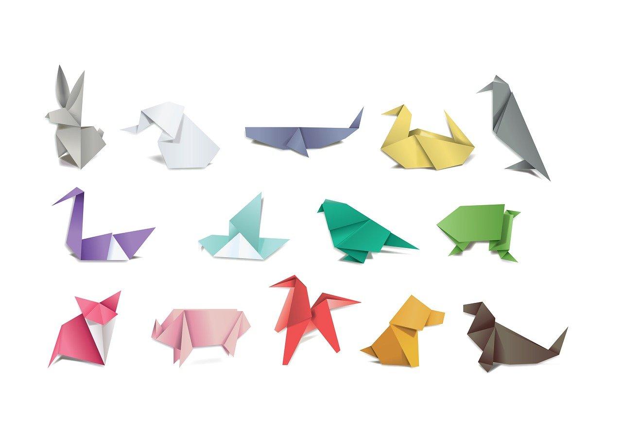 Origami soorten
