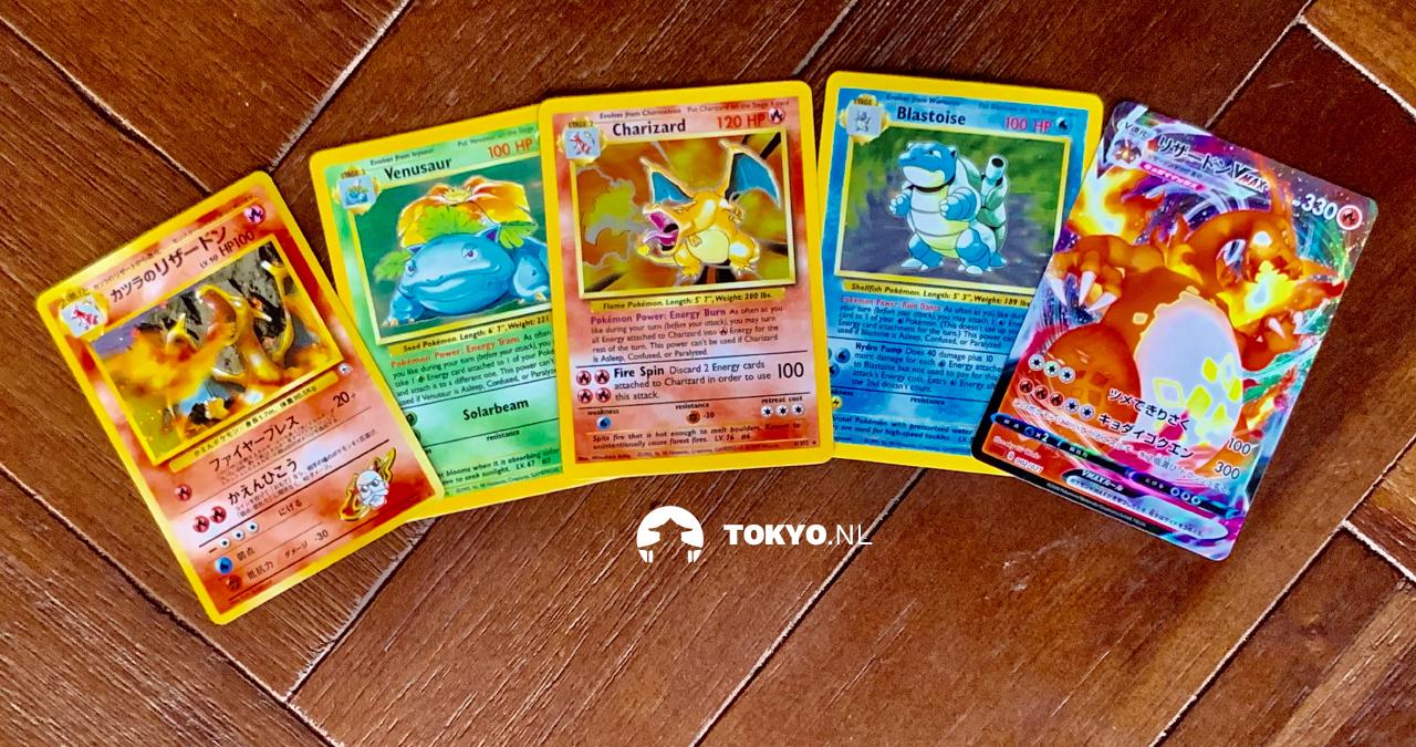 Sterkste Pokémon kaarten