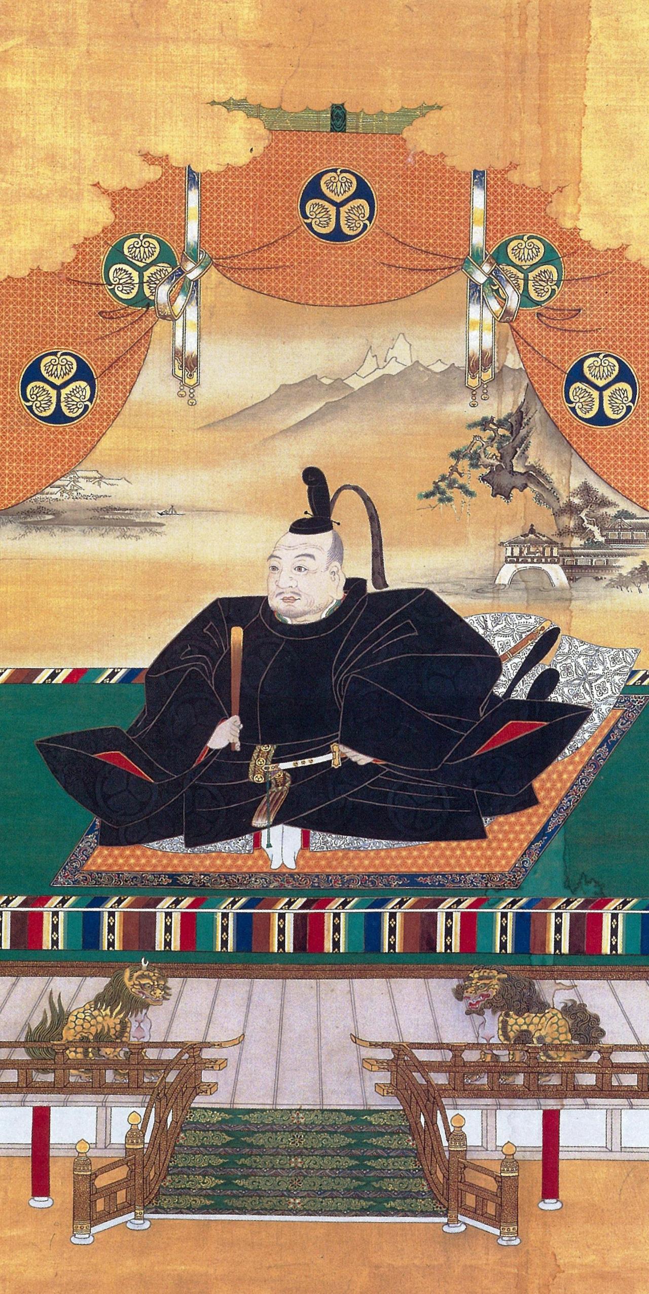 Tokugawa Ieyasu (徳川家康)