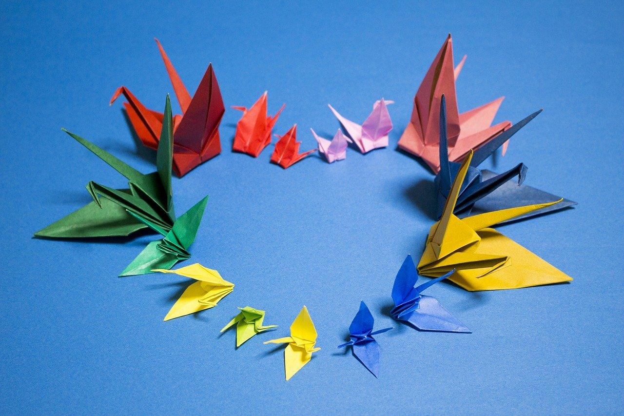 Wat is origami?