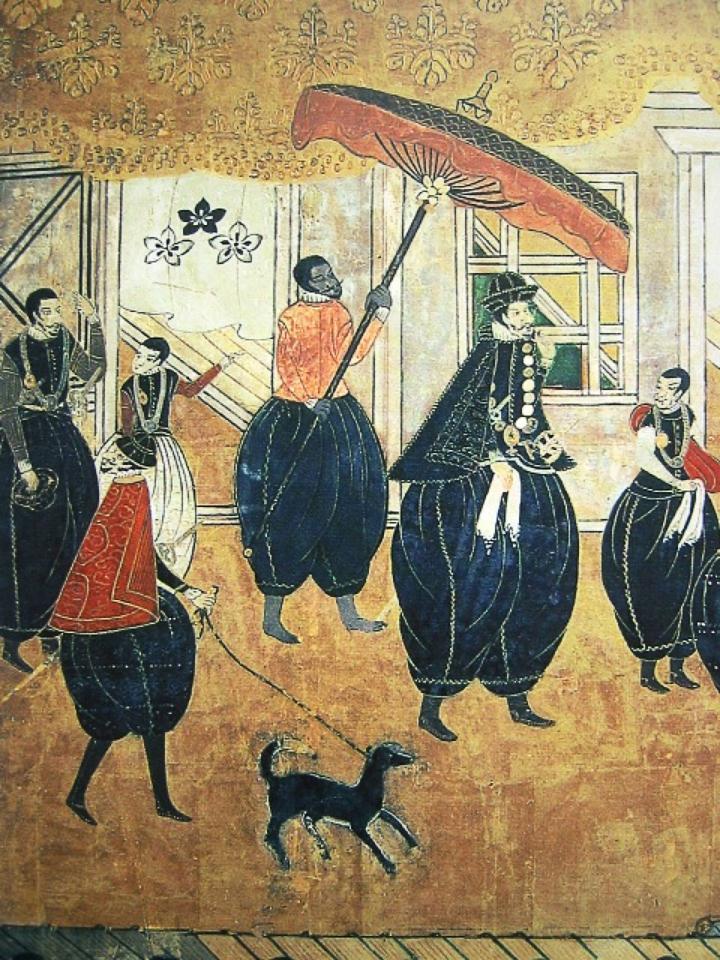 Yasuke de donkere samoerai