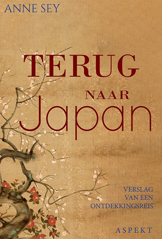 Terug naar Japan boek