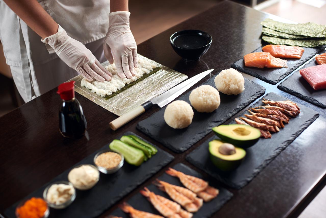 Hoe maak je sushi?