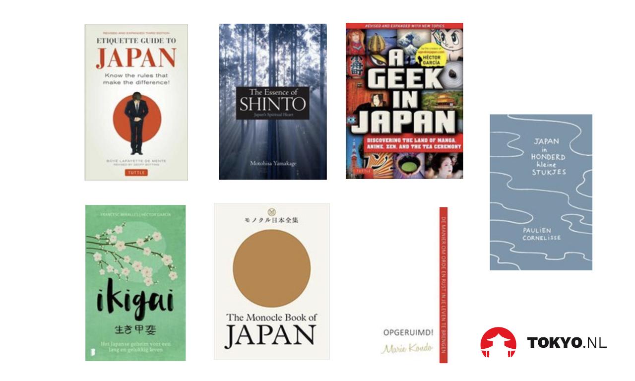 Japanse cultuur boeken
