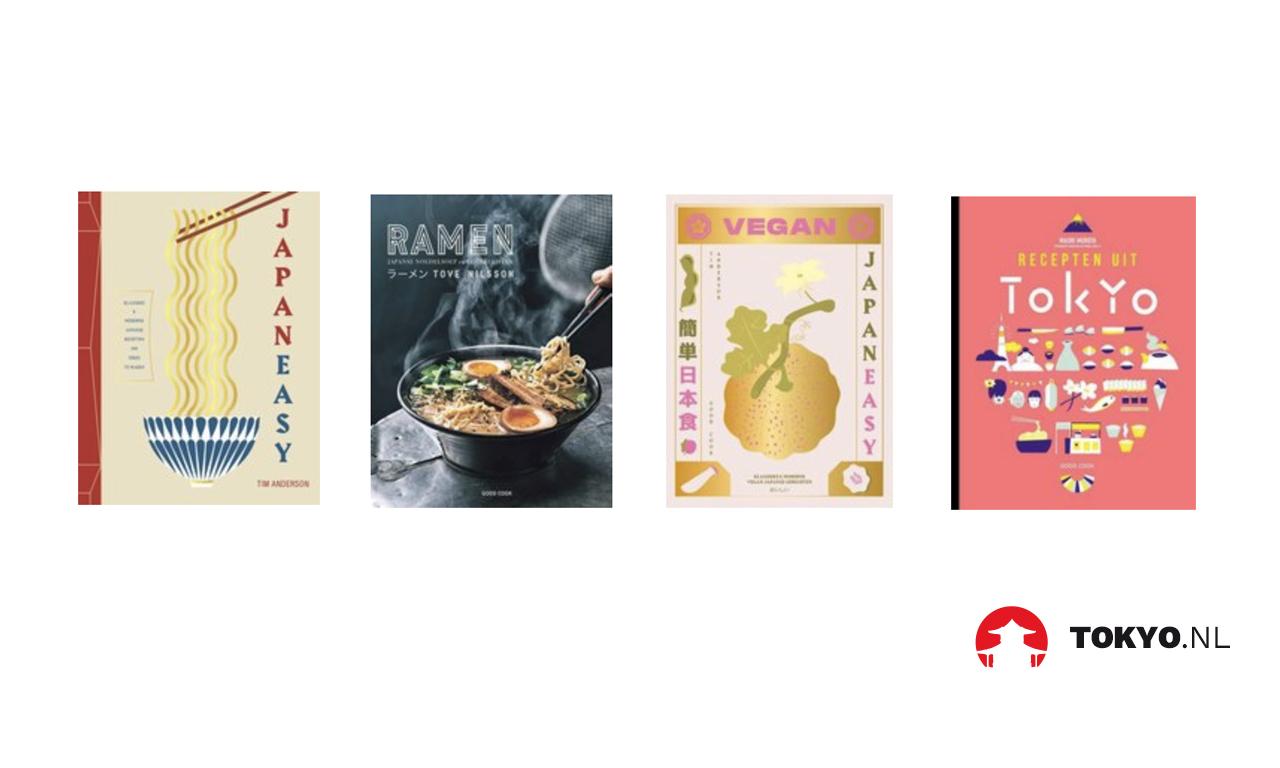 Japanse kookboeken