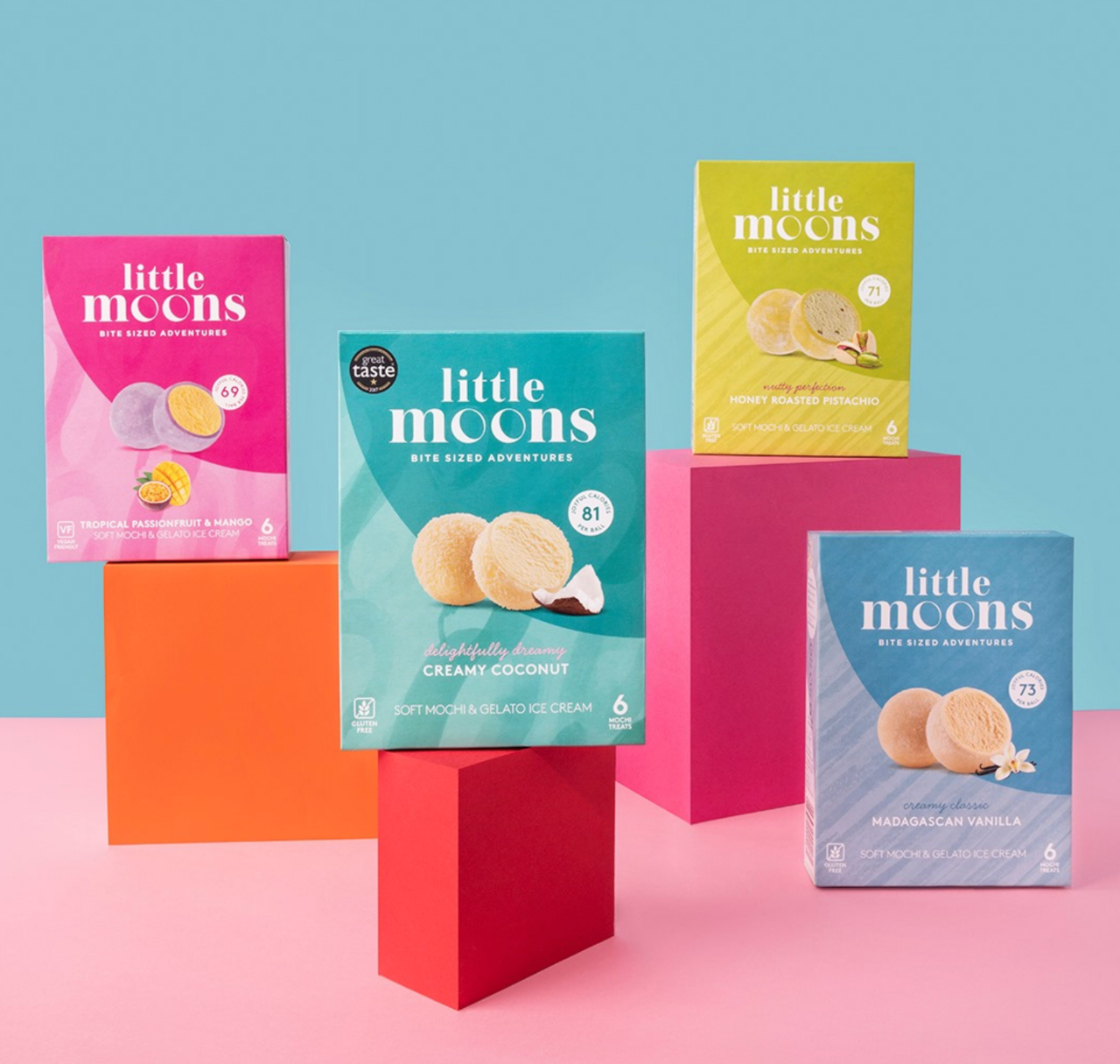 Little Moons Mochi Ice cream