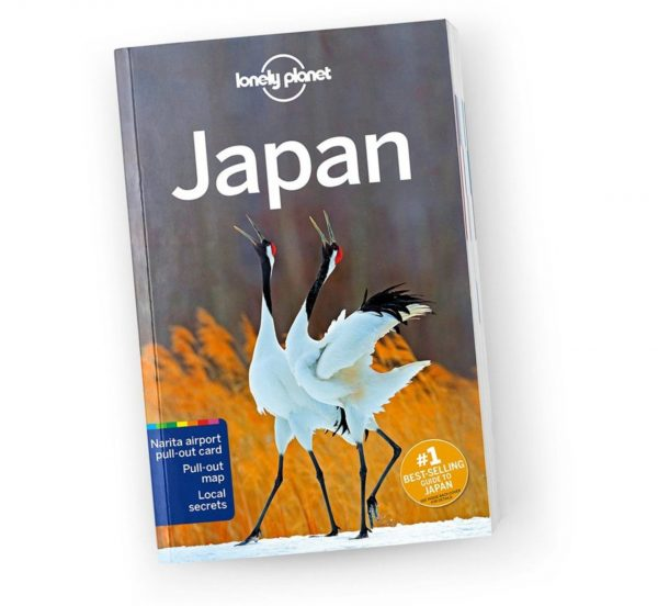 Lonely Planet Japan reisgids