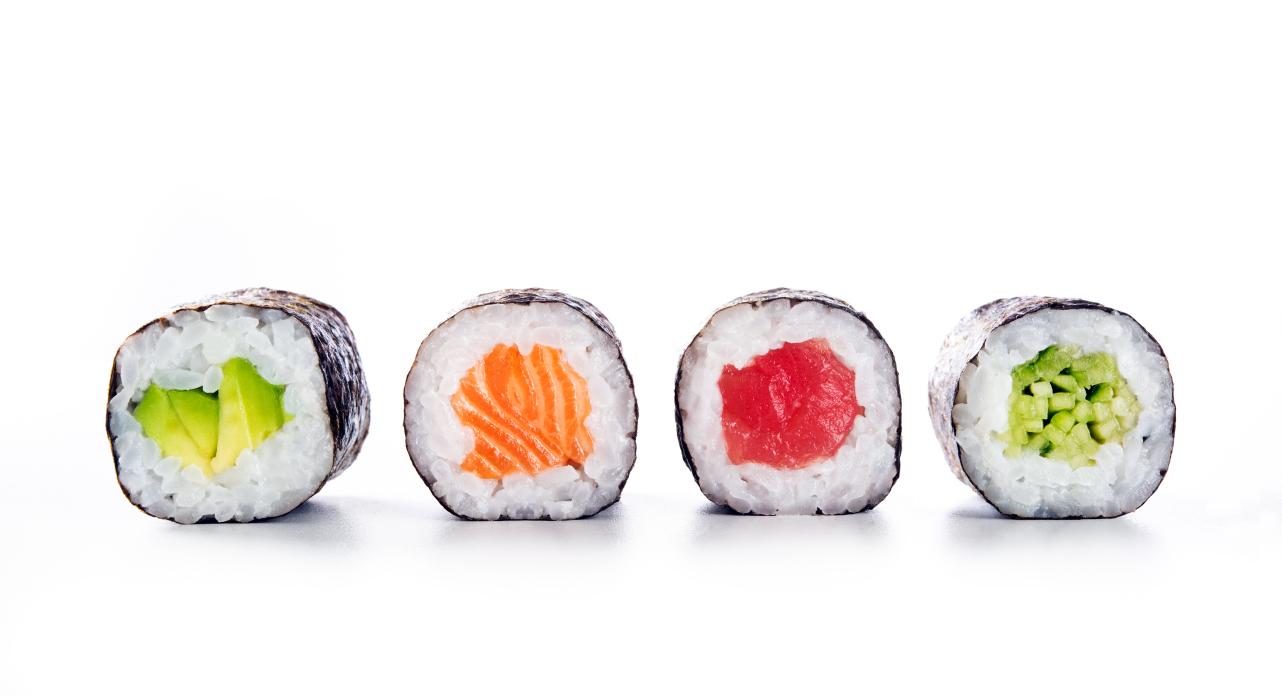 Maki sushi zelf maken