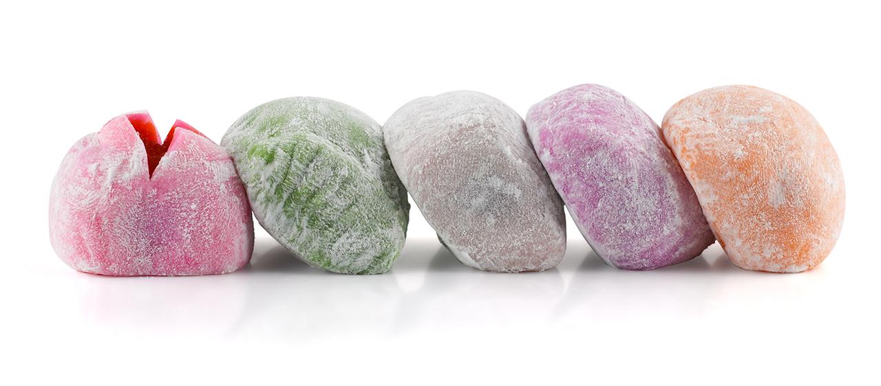 Mochi ijs uit Japan