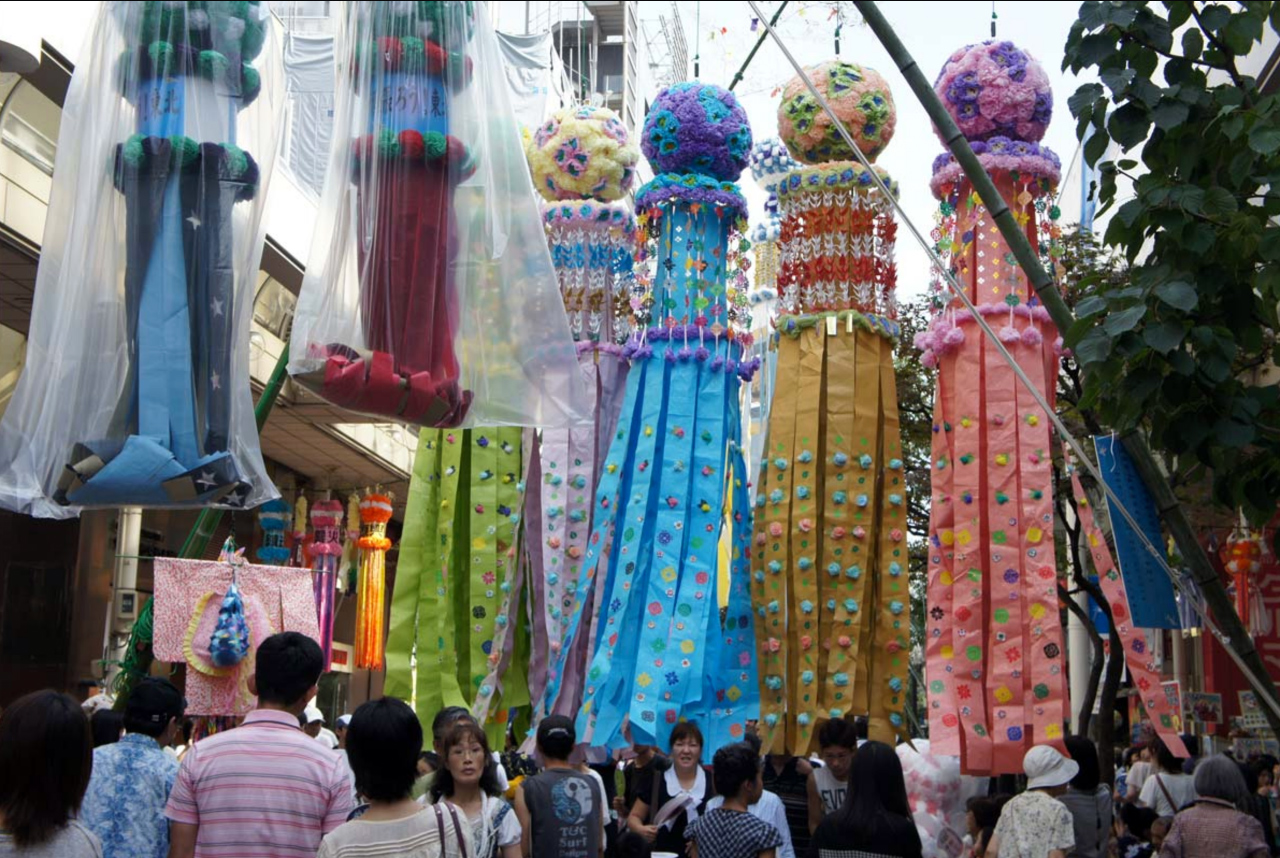 Sendai / Festival Tanabate
