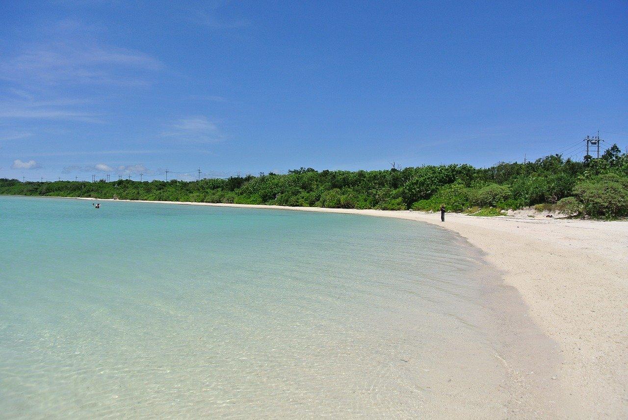Stranden van Ishigaki