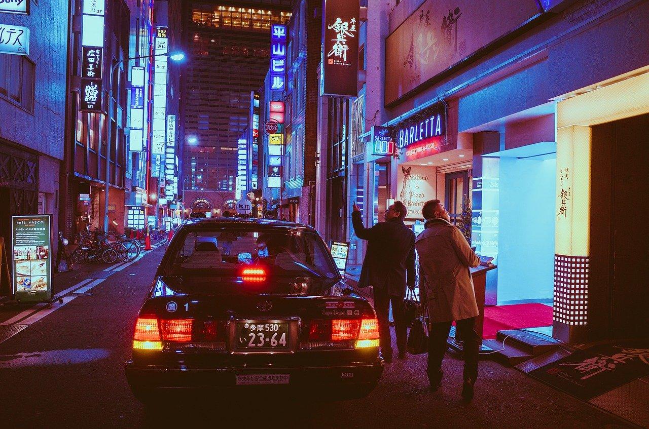Vakantie in Japan