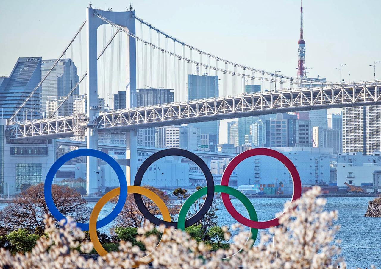 Olympische Spelen gaan door / cc Olympics (IOC)
