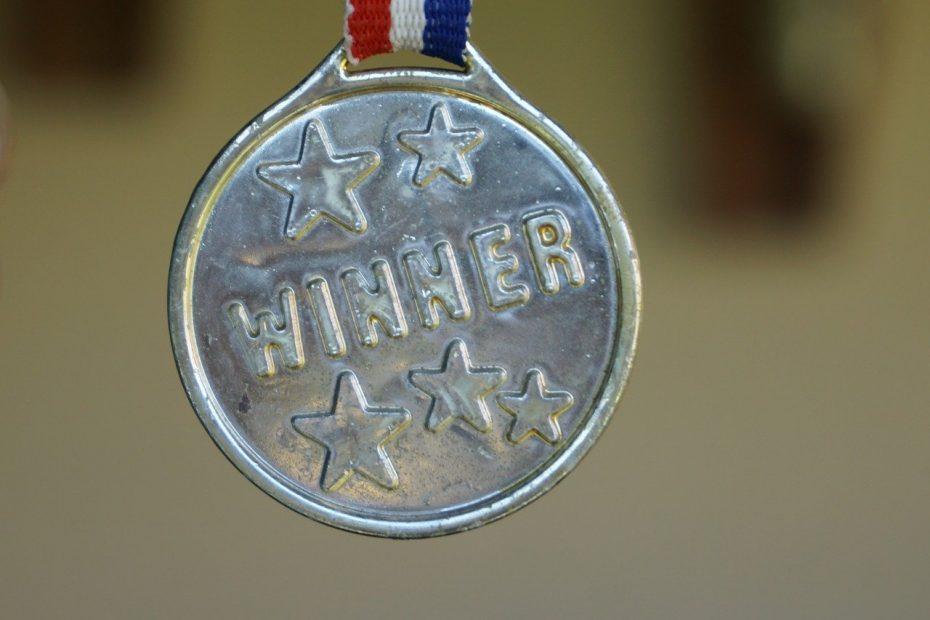 Medaille wedstrijden TeamNL