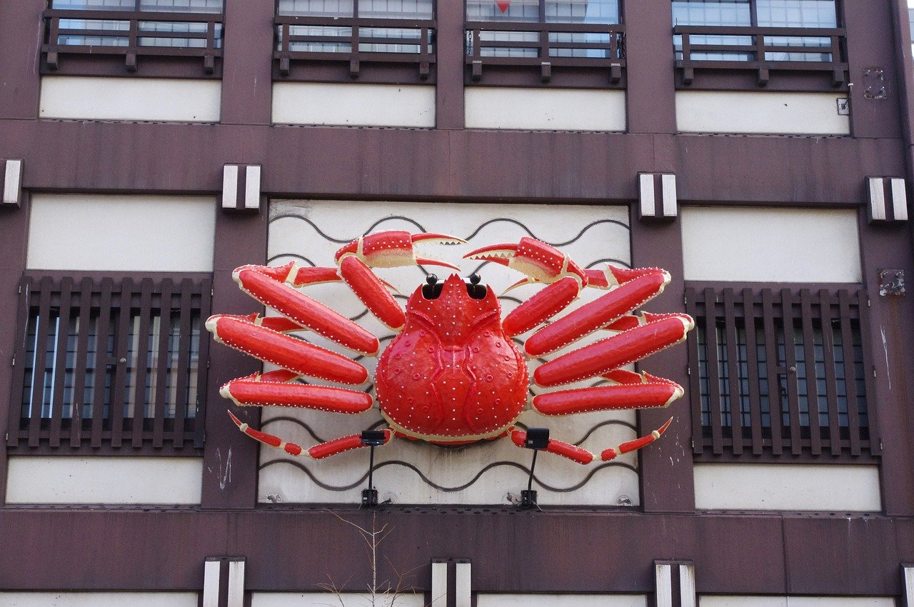 Red King Crab restaurant in Sapporo